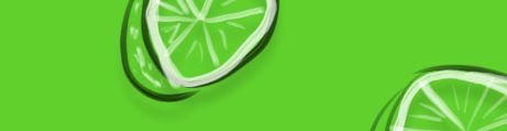 Whiteboard Glass Lime Green